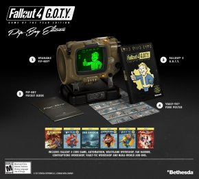 'Fallout 4 GOTY Edition' Coming ThisSeptember
