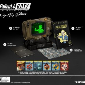 'Fallout 4 GOTY Edition' Coming This September