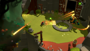 Mages of Mystralia Review: Learning to Spell(craft)