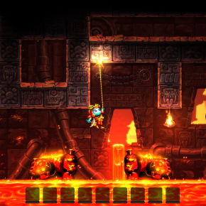 Steamworld Dig 2 Review: Can You DigIt?
