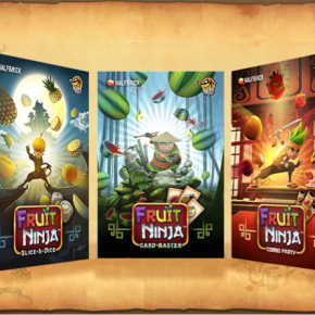 Fruit Ninja Expanding to Board Game Universe Through Tabletop Game Series Kickstarter