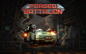 Team17 and Petroglyph Games Reveal 'Forged Battalion'