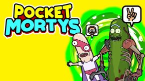 Adult Swim Games Adds 50 New Characters to 'Pocket Mortys'