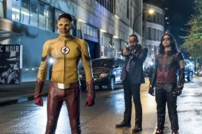 The Flash S4 E1 Review: The Flash Reborn