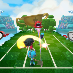 Super Beat Sports Review: Rhythm Limbo