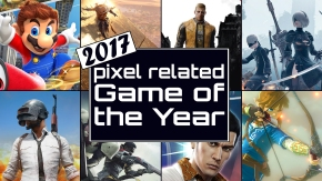 Pixel Related Podcast: Episode 52 – 2017 Game of the Year Day 1