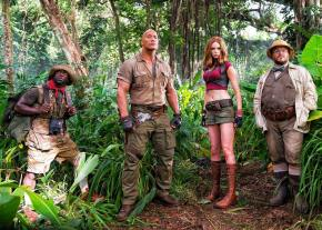 Jumanji: Welcome to the Jungle – Kyle's Mini Movie Review