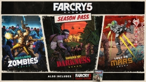 Ubisoft Reveals 'Far Cry 5' Season Pass Details