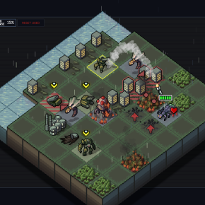 Into the Breach Review: The Only Good Bug is a Dead Bug