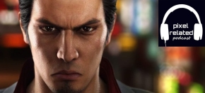 Pixel Related Podcast: Episode 60 – Yakuza, Kirby, Into the Breach and Vermintide2