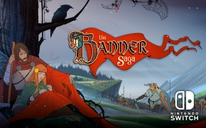 Award Winning Indie Hit 'THE BANNER SAGA' Out Now on Nintendo Switch