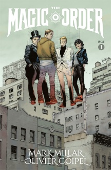 MAGIC ORDER #1 (OF 6) CVR A COIPEL