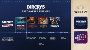 'Far Cry 5' Post-Launch Details Revealed, First DLC to Launch June 5