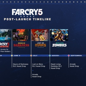 'Far Cry 5' Post-Launch Details Revealed, First DLC to Launch June5