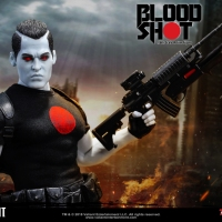 Valiant and Phicen Announce Bloodshot 1/6 Scale Action Figure