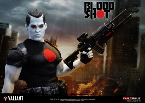 Valiant and Phicen Announce Bloodshot 1/6 Scale ActionFigure