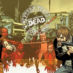 Sneak Peek at Exclusive Swag for The Walking Dead Day