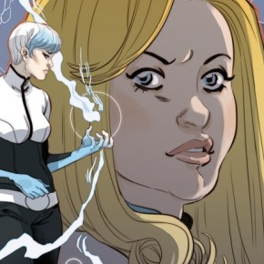 PREVIEW – Faith: Dreamside #1