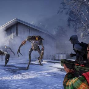 Alien Co-Op Shooter 'Earthfall' NowAvailable