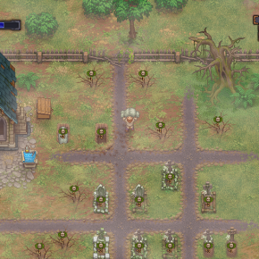 Graveyard Keeper Review – Stardew Cemetery