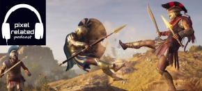 Pixel Related Podcast: Episode 70 – Assassin's Creed Odyssey, Forza Horizon 4 and Super MarioParty