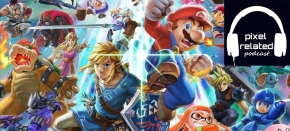 Pixel Related Podcast: Episode 74 – Super Smash Bros. Ultimate and The GameAwards