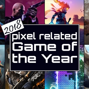 Pixel Related Podcast: Episode 78 – 2018 Game of the Year Awards Part 4