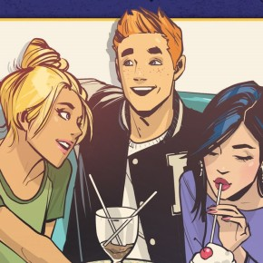 PREVIEW – Archie: Varsity Edition VOL 1