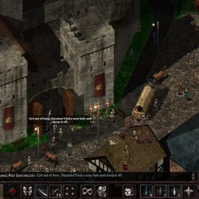 'Baldur's Gate' Plus More Classic RPGs Are All Coming to Consoles in2019