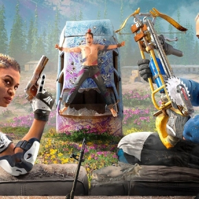 Pixel Related Podcast Episode 85: Far Cry New Dawn, Trials Rising and Valve and THQ Nordic MessUp