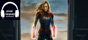 Pixel Related Podcast Review: Captain Marvel