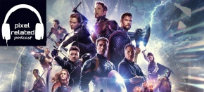 Pixel Related Podcast Episode 91: Avengers Endgame Spoilercast