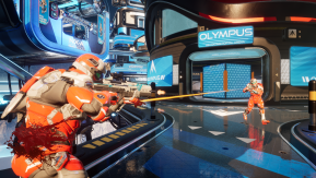 1047 Games' 'Splitgate: Arena Warfare' Launches May 22, Free Beta Live Now onPC