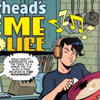 PREVIEW: Jughead's Time Police #1