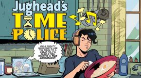 PREVIEW: Jughead's Time Police#1
