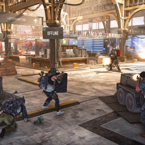 "The First Eight-Player Raid in The Division's History, ""Operation Dark Hours"", Playable May 16"