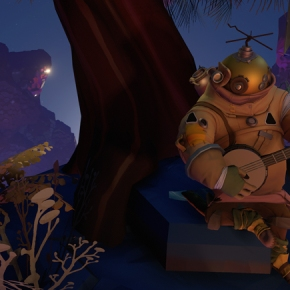 Pixel Related Podcast Review: OuterWilds