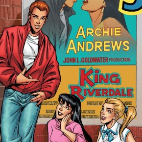 PREVIEW – Archie: 1955 #1
