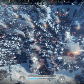 Story Trailer For Console Edition of 'Frostpunk' Released