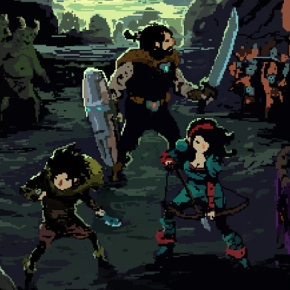 Pixel Related Podcast Review: Children of Morta