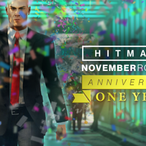 'HITMAN 2' November Roadmap Celebrates One-Year Anniversary