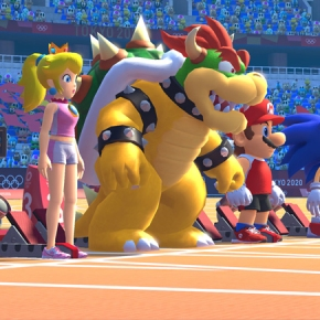 Pixel Related Podcast Review: Mario & Sonic at the Olympic Games Tokyo 2020Review