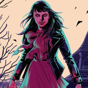 PREVIEW:  VAMPIRONICA: NEW BLOOD #1