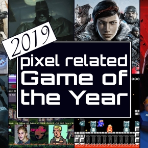 Pixel Related Podcast 2019 Game of the Year Awards – Game of theYear