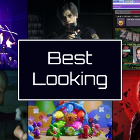 Pixel Related Podcast 2019 Game of the Year Awards – Best Looking