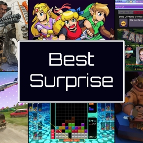 Pixel Related Podcast 2019 Game of the Year Awards – Best Surprise