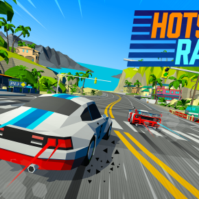 Curve Digital Unveils 'Hotshot Racing' for PC and Consoles
