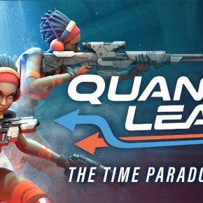 Time Paradox Shooter 'Quantum League' Enters Open Beta on Feb 21st
