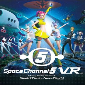 'Space Channel 5' Returns as 'Space Channel 5 VR: Kinda Funky News Flash!'