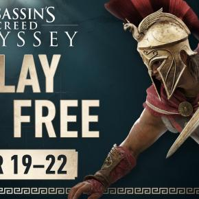 Play 'Assassin's Creed Odyssey' For Free This Weekend